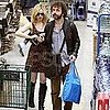 Rachel McAdams and Michael Sheen Pictures at Whole Foods