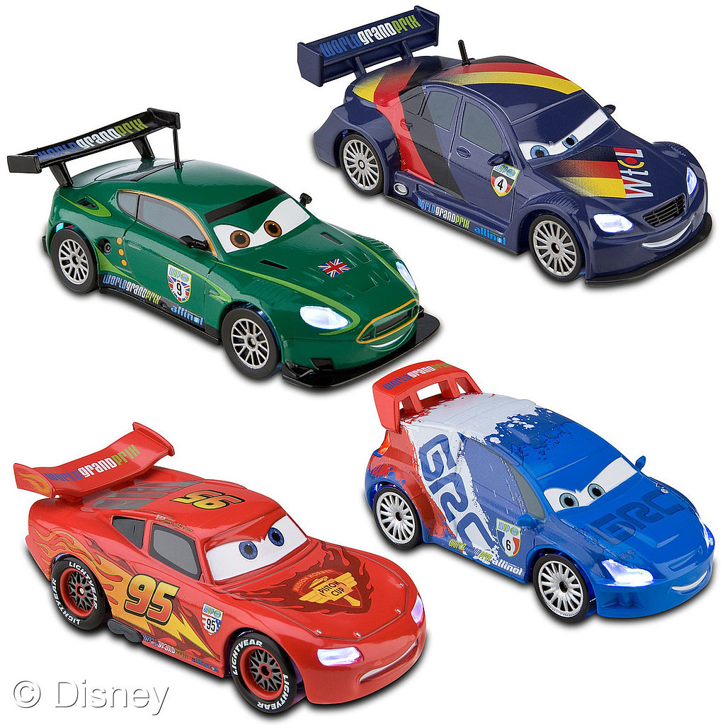 Lights & Sounds Feature Die-Cast Sets ($20)