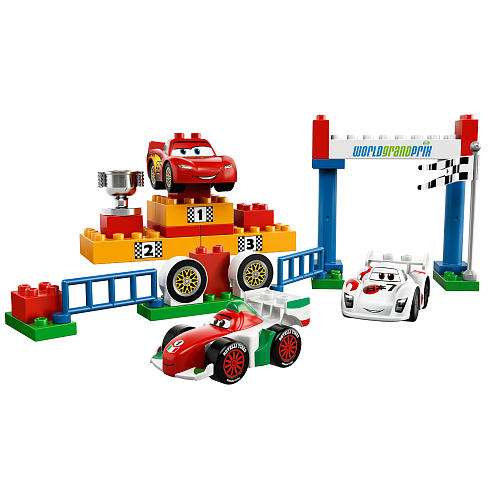 Lego Duplo World Grand Prix ($32)