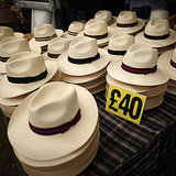Spectators can purchase a Panama hat to watch the regatta in style for $64.