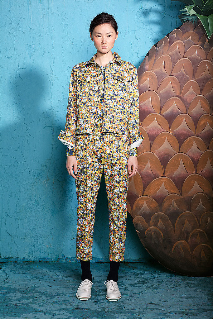 HEAD-TO-TOE PRINT Suno   See all Suno Resort 2012