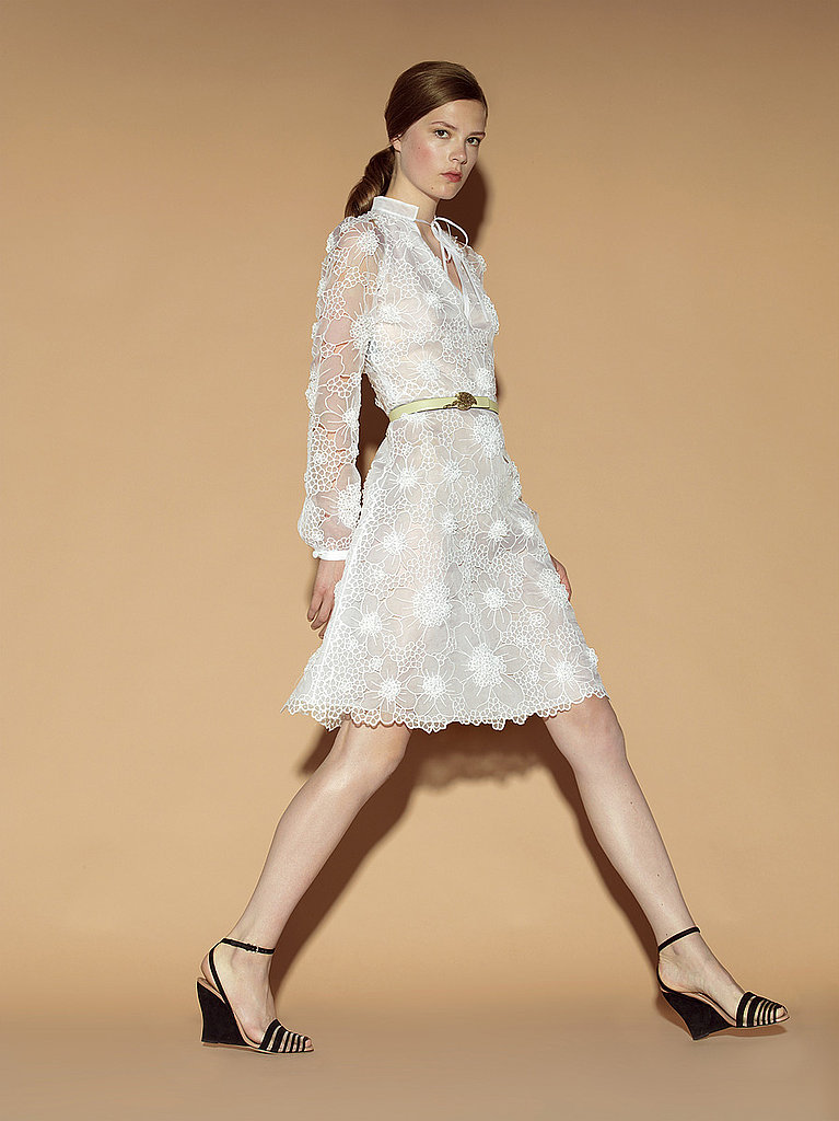 LACE LADY  Valentino   See all Valentino Resort 2012