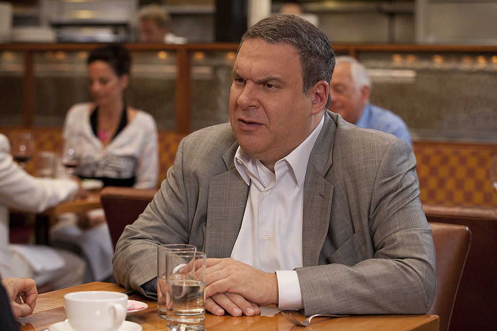 Jeff Garlin as Jeff Greene, Curb Your Enthusiasm season eight.