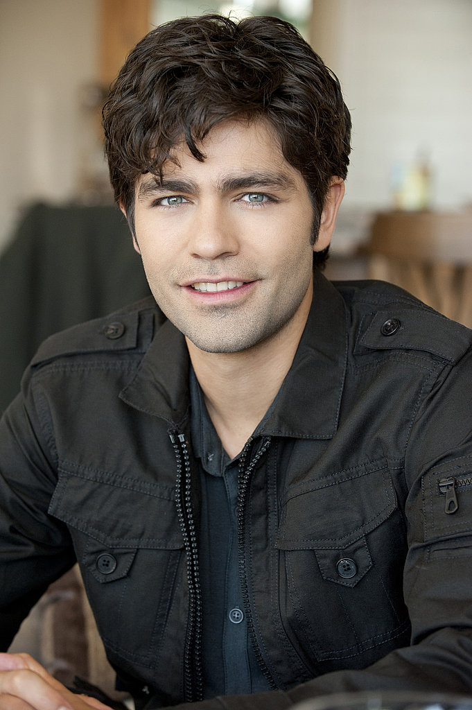 Adrian Grenier as Vincent Chase, Entourage season eight.