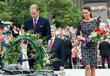 Prince William and Kate Middleton visited Canada.
