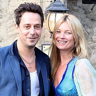 Kate Moss and Jamie Hince Pictures at Their Wedding Rehearsal