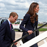 Kate Middleton and Prince William Travel to Canada [Video]