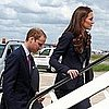 Kate Middleton and Prince William Photos Leaving For Their Canada Tour 2011-06-30 11:28:46