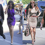 Leighton Meester and Selena Gomez Get Dressed Up to Promote Monte Carlo