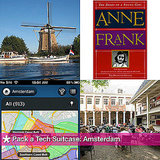 Pack a Tech Suitcase: Amsterdam