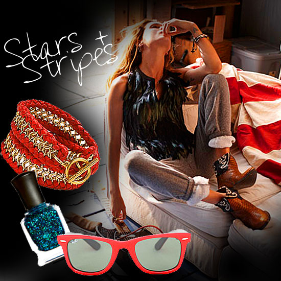 Patriotic Style (Minus the Cheese) — Our Editors Share Their Independence Day Outfits!
