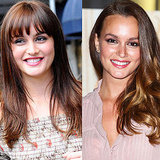 Do You Prefer Leighton Meester With or Without Fringe?
