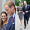 Prince William and Kate Middleton in Ottawa Pictures