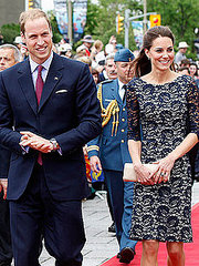 Prince William &amp; Kate &#039;So Delighted&#039; with Canada
