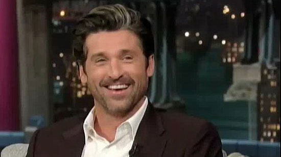 "Video: Patrick Dempsey Says We Shouldn't Be ""That Worried"" About Him Leaving Grey's"