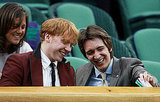 Rupert Grint and Oliver Phelps