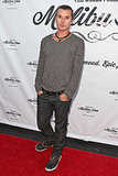 Gavin Rossdale posed on The Malibu Inn's red carpet.