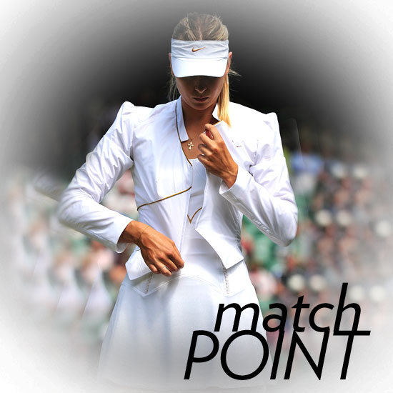 Iconic Tennis Outfits 2012