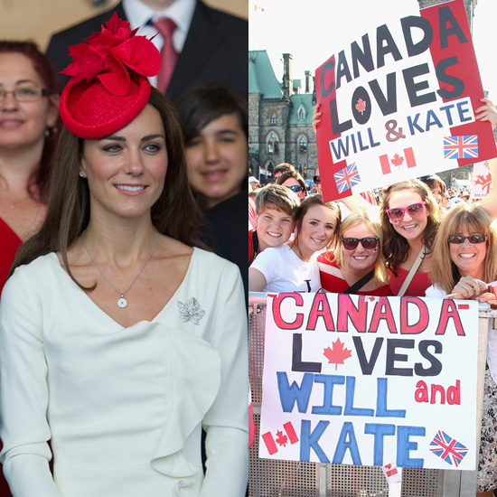 Canada Loves Will and Kate