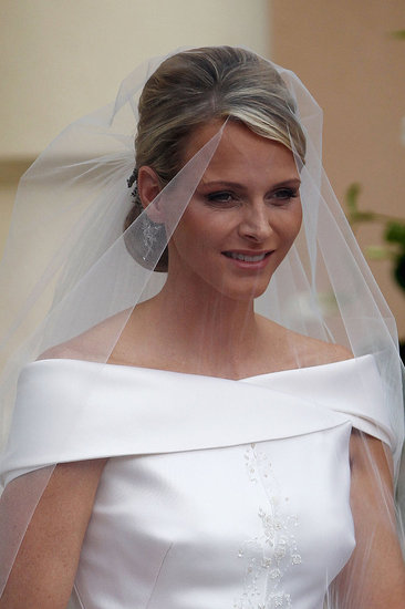 Princess Charlene of Monaco and Prince Albert Wedding Pictures 20110702 10
