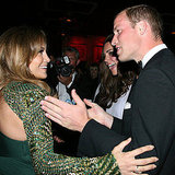 Prince William and Kate Middleton With Nicole Kidman, Jennifer Lopez and More Inside BAFTA Brits to Watch