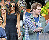 Pictures of Pippa Middleton in See-Through Crochet Dress at Wimbledon and Prince Harry at Wireless Festival