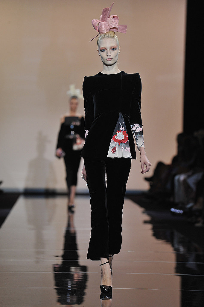 Giorgio Armani Prive Fall 2011 Couture