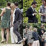 Kate Moss Wears Stella McCartney to Take Off as a Married Woman!