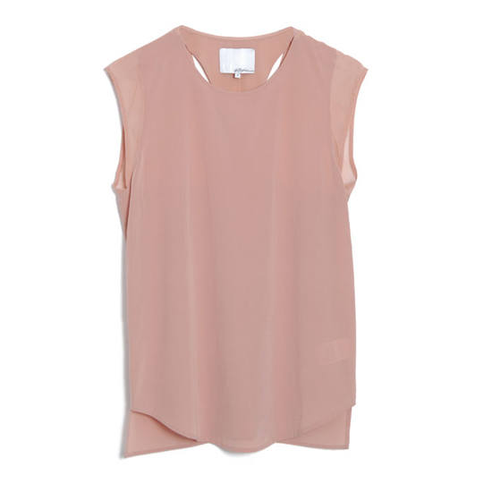 3.1 Phillip Lim Silk Top, $325