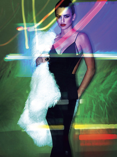 Penelope Cruz in V Magazine.