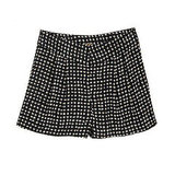 Rebecca Minkoff Kiss Print Hali Shorts, $228   Pair with: