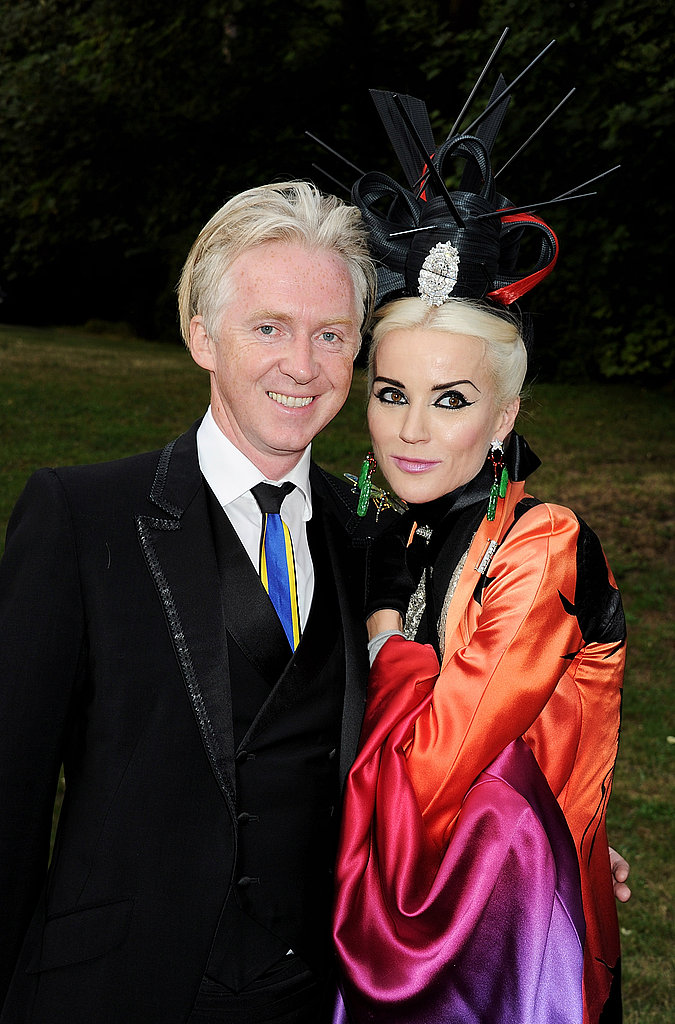 Philip Treacy, Daphne Guinness in Alexander McQueen