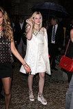 Elle Fanning in Chanel couture