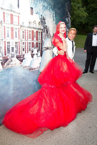 See (and Watch) Scenes from Natalia Vodianova's Fairy Tale-Themed Love Ball Bash