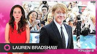 Harry Potter and the Deathly Hallows Part 2 London Premiere [Video]