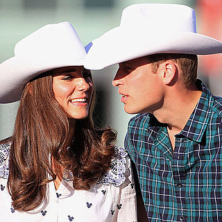 Kate Middleton and Prince William Rodeo in Calgary Pictures