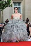 Harry Potter's Emma Watson Chooses Oscar de la Renta For Her Final Bow as Hermione Granger