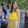 Leighton Meester in Stella McCartney Skirt on Gossip Girl