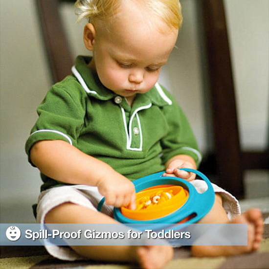 Handy Eating Utensils and Gizmos For Toddlers