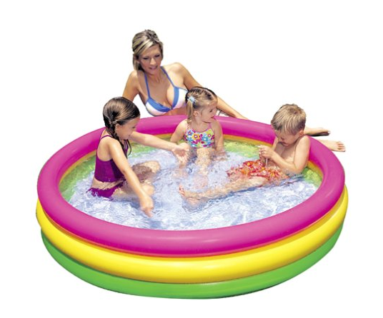 Intex Kiddie Pool