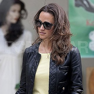 Pippa Middleton Shopping in Jeans Pictures