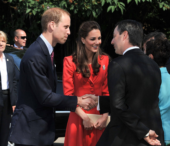 Kate and William Thank Their Hospitable Canadian Hosts Then Hop On a Flight to LA