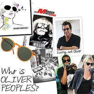 Interview With Oliver Peoples and Larry Leight