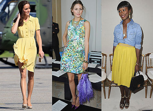 Best Dressed Celebs Of The Week: See Our Top Ten Including Olivia Palermo, Alexa Chung, Kate Middleton and more!