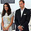Prince William and Kate Middleton in Santa Barbara