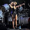 Beyonce Knowles Pictures Performing at Scotland's T in the Park Festival