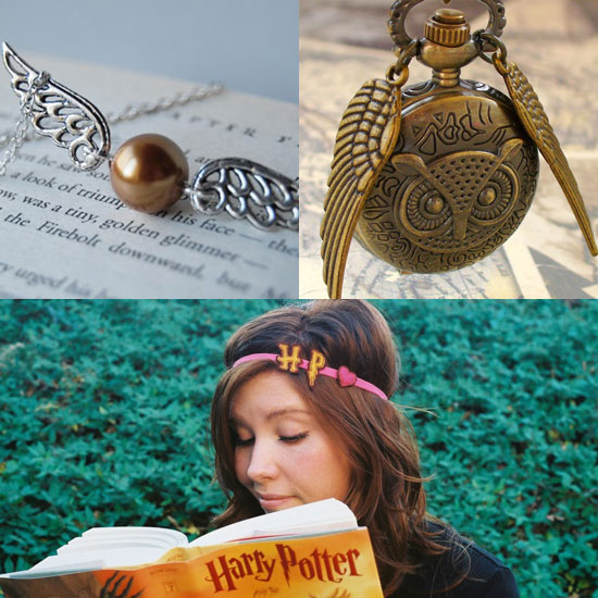 Harry Potter Necklaces, Watches, Headbands