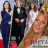 Celebrities at the BAFTA Brits to Watch Event