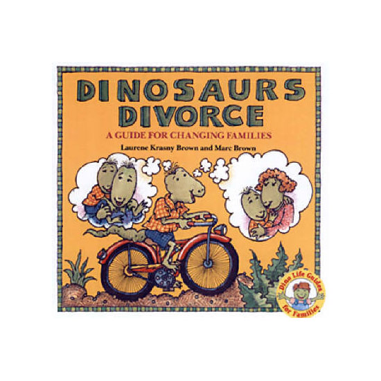 Dinosaurs Divorce ($8)