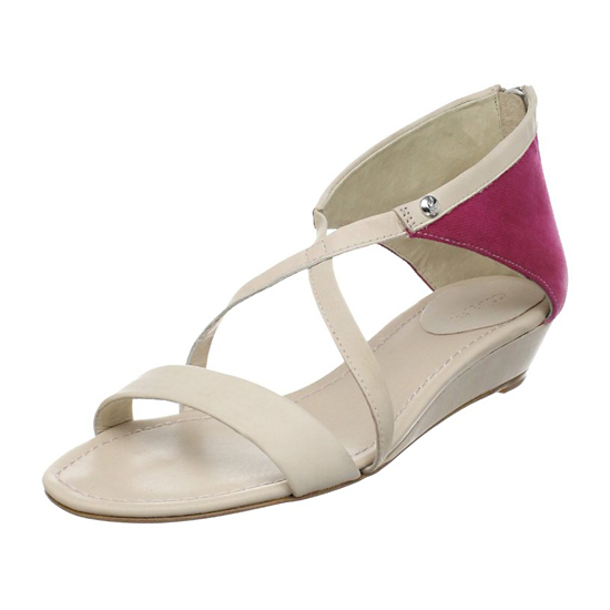 Koolaburra Tori Dip Dyed Open-Toe Flat, $143
